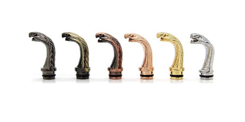 510 Cobra Snake Drip Tip
