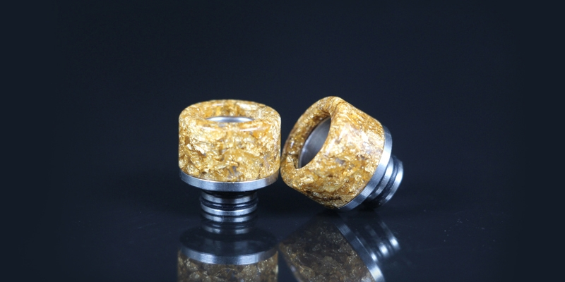 510 Dollar Stainless Steel Wide Bore Drip Tip1