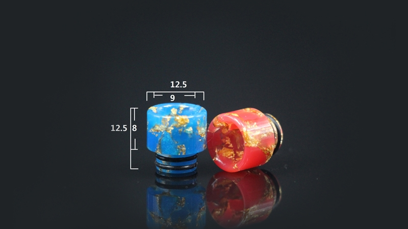 510 Narrow Bore Mini Dollar Drip Tip2