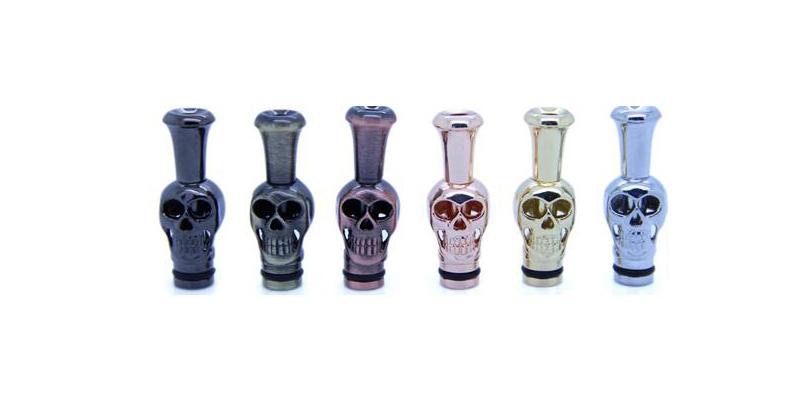510 Skull Drip Tip