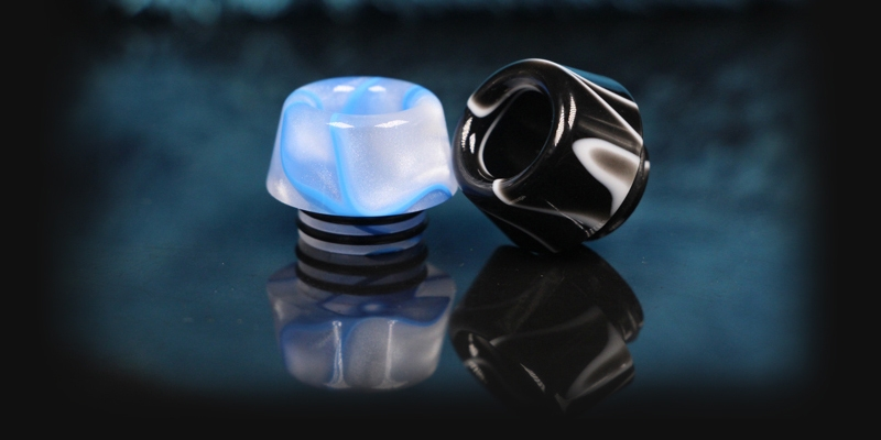 TFV8 810 Acrylic Mushroom Drip Tip
