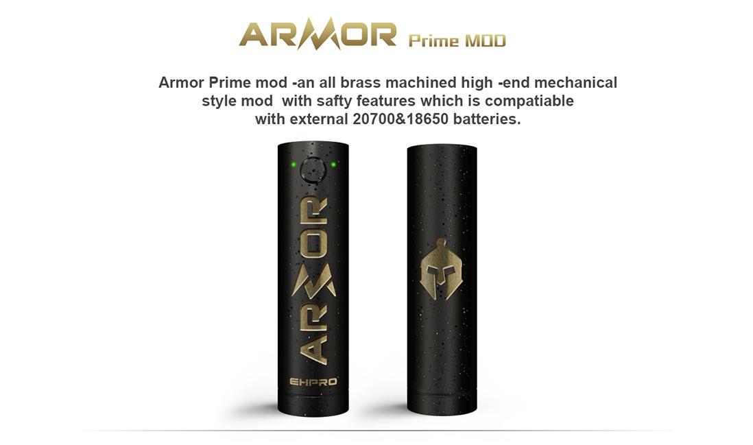 Ehpro Armor Prime Mod