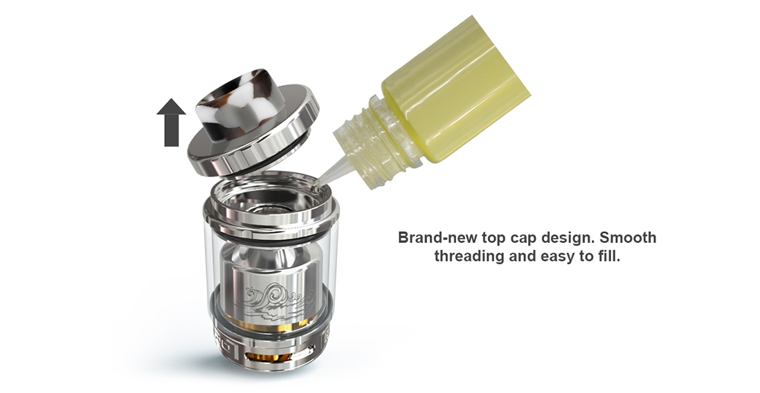 Ehpro Billow X RTA Features