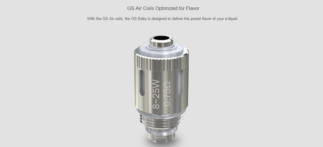 Eleaf GS Baby Atomizer 1
