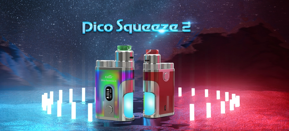 Eleaf Pico Squeeze 2 with Coral 2