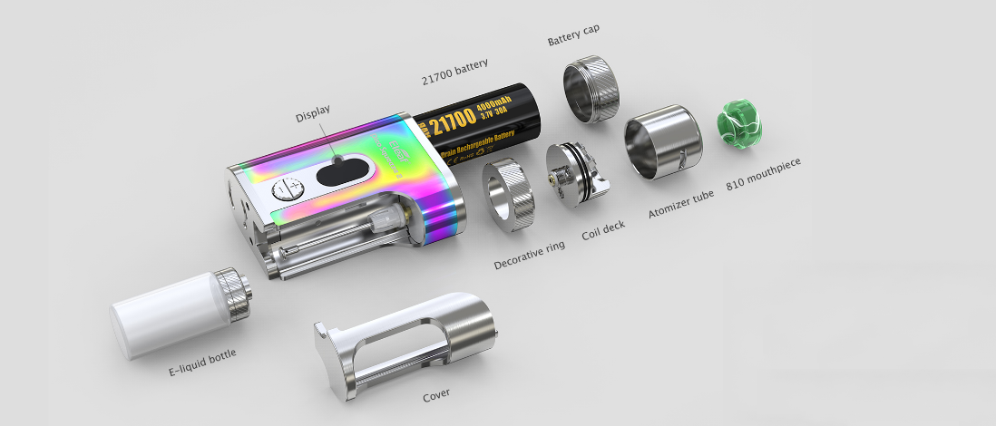 Pico Squeeze 2 Kit structure