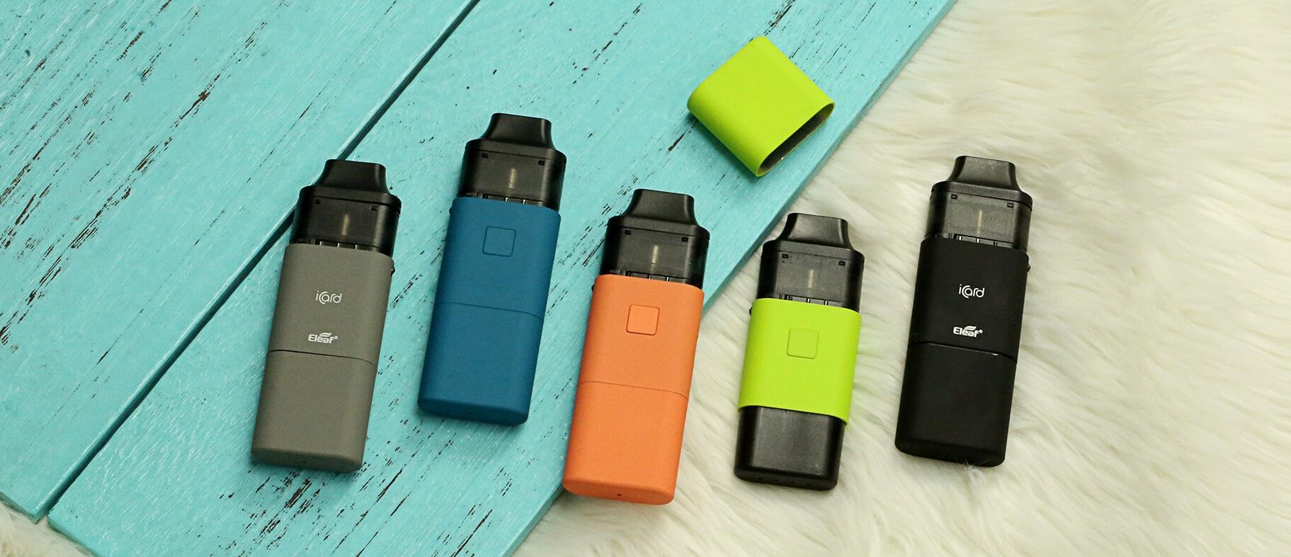Eleaf iCard All-in-one Starter Kit