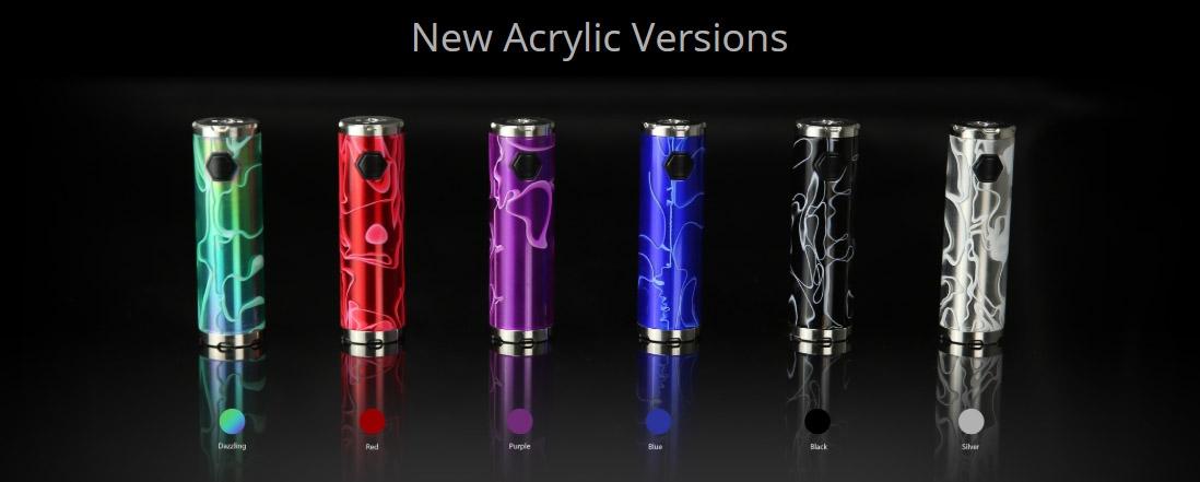 Eleaf iJust 3 Battery 3000mAh Colors
