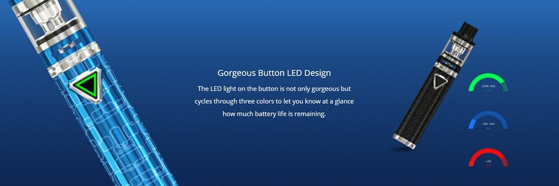 Eleaf iJust ECM Battery LED Design