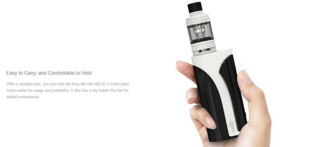 Eleaf iKuu i80 Kit  1