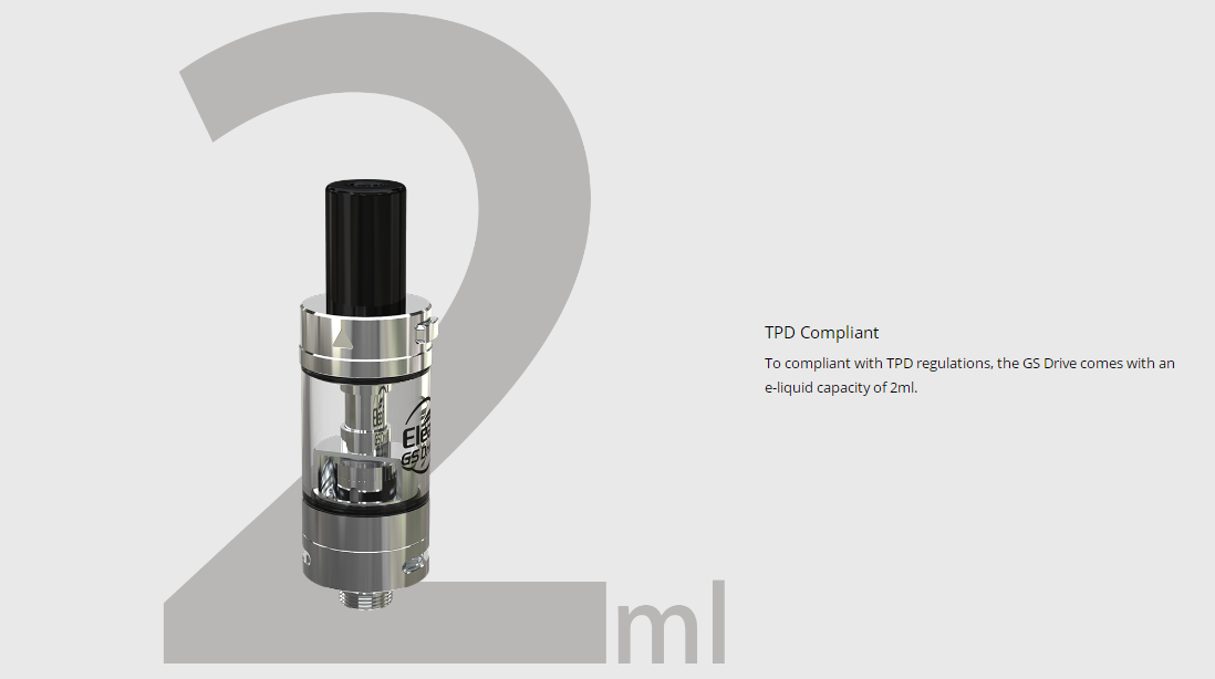 Eleaf iStick Amnis with GS Drive Kit features 5