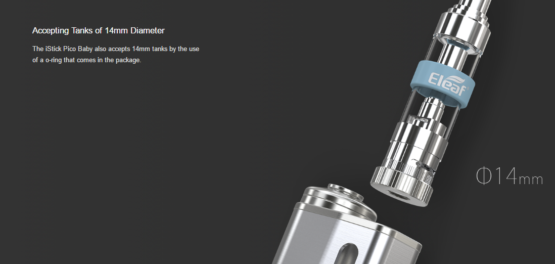 Eleaf iStick Pico Baby Battery 2