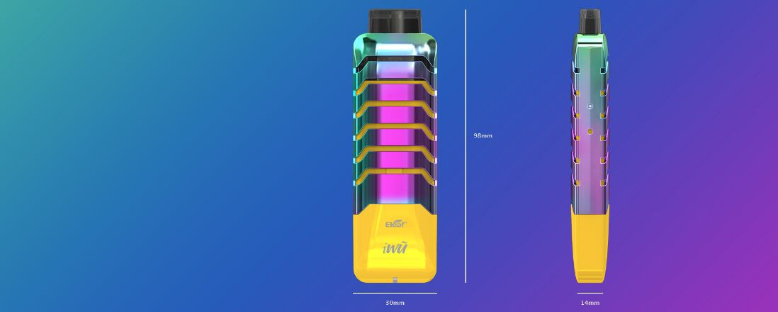 Eleaf iWũ Kit parameters