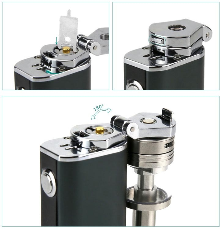Eleaf iStick TC40W Bending Adaptor