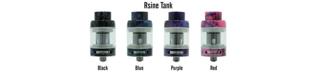 FreeMax FireLuke Mesh Tank - Resin Tank Colors