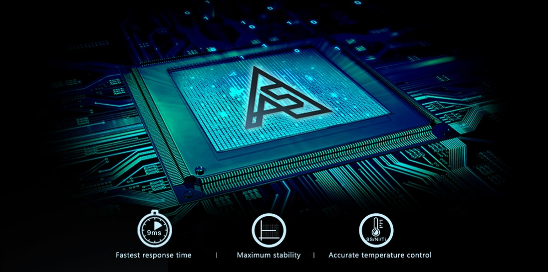 GeekVape Aegis Mini AS Chipset