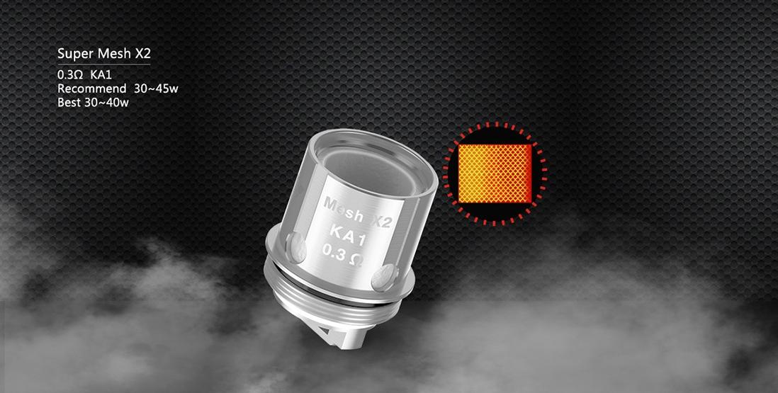 GeekVape Aegis Mini Super Mesh Coils