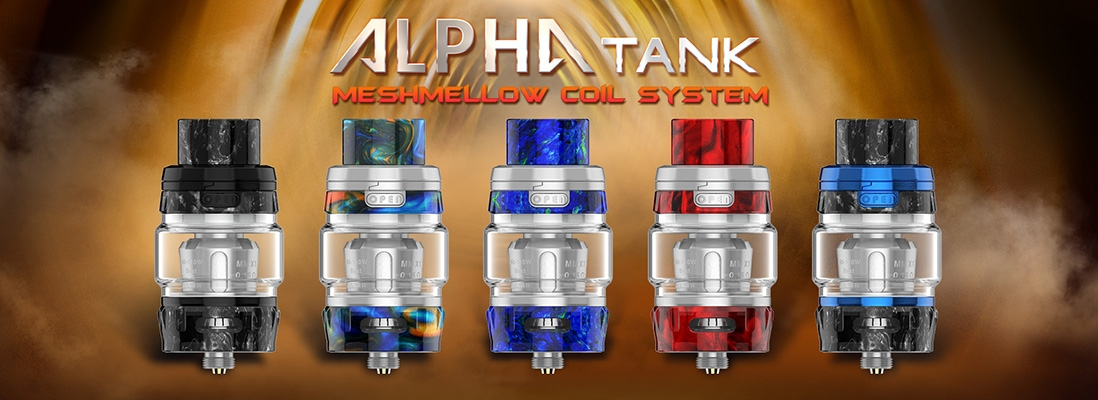 Geekvape Alpha Tank 4ml
