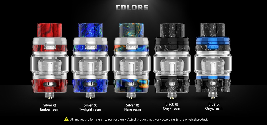 Geekvape Alpha Tank 4ml Colors