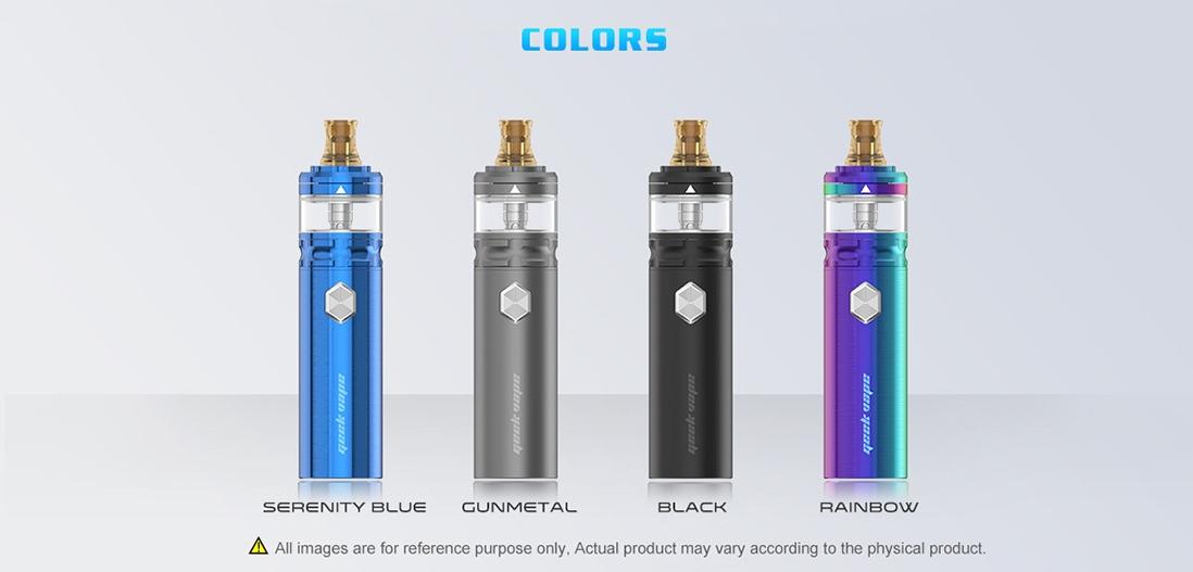 Geekvape Flint Colors