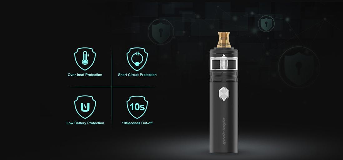 Geekvape Flint Kit Protections