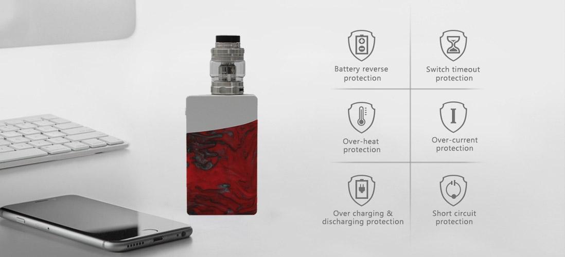 Geekvape Nova Kit Flat Resin Features 05
