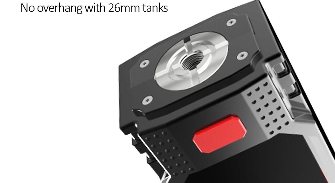 Hugo Vapor RANGER GT234 Mod features 3