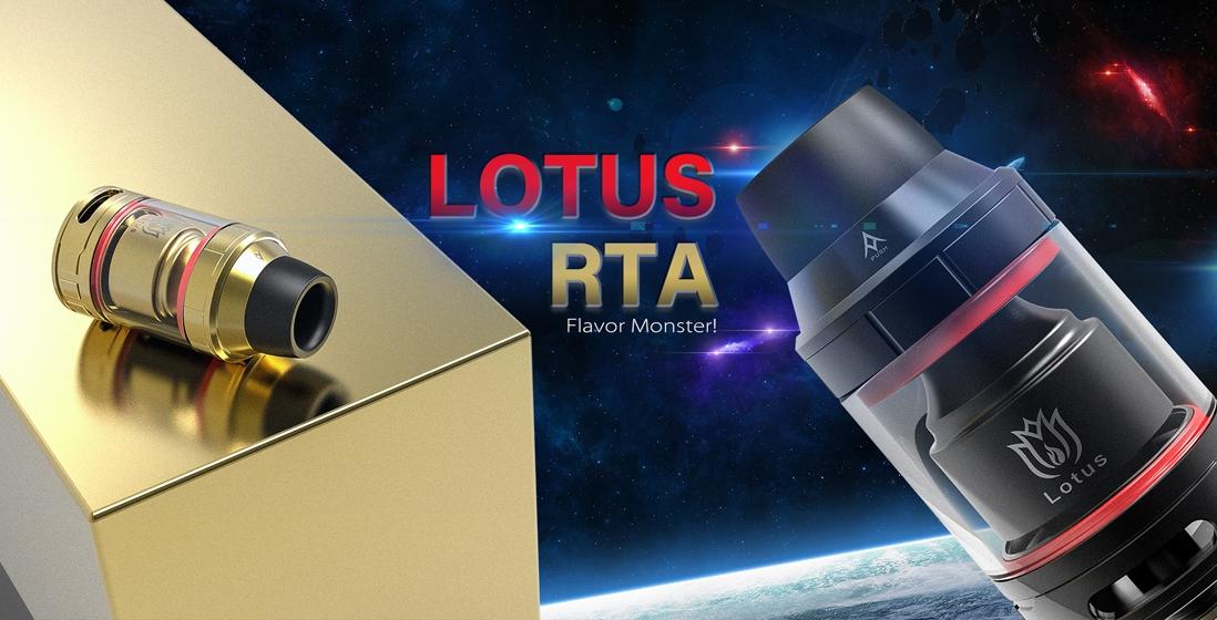 Hugsvape Lotus RTA