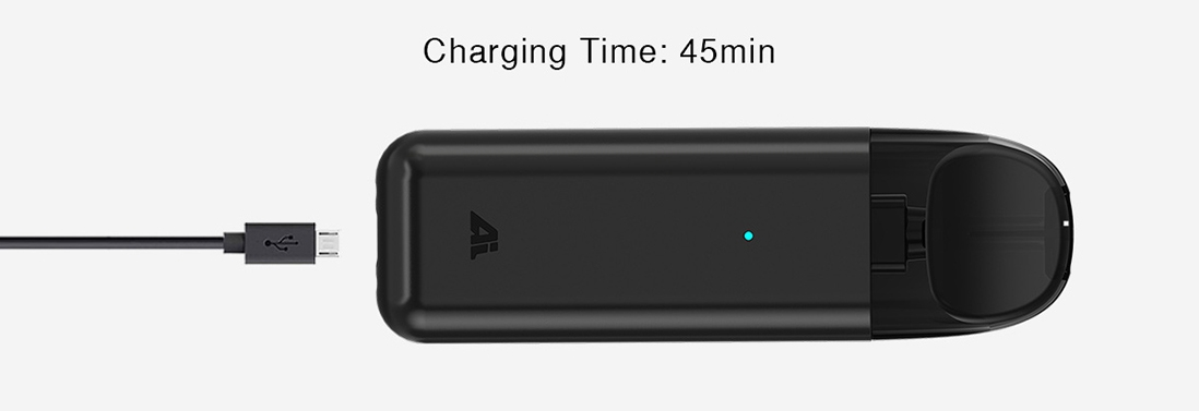IJOY AI Battery Charging