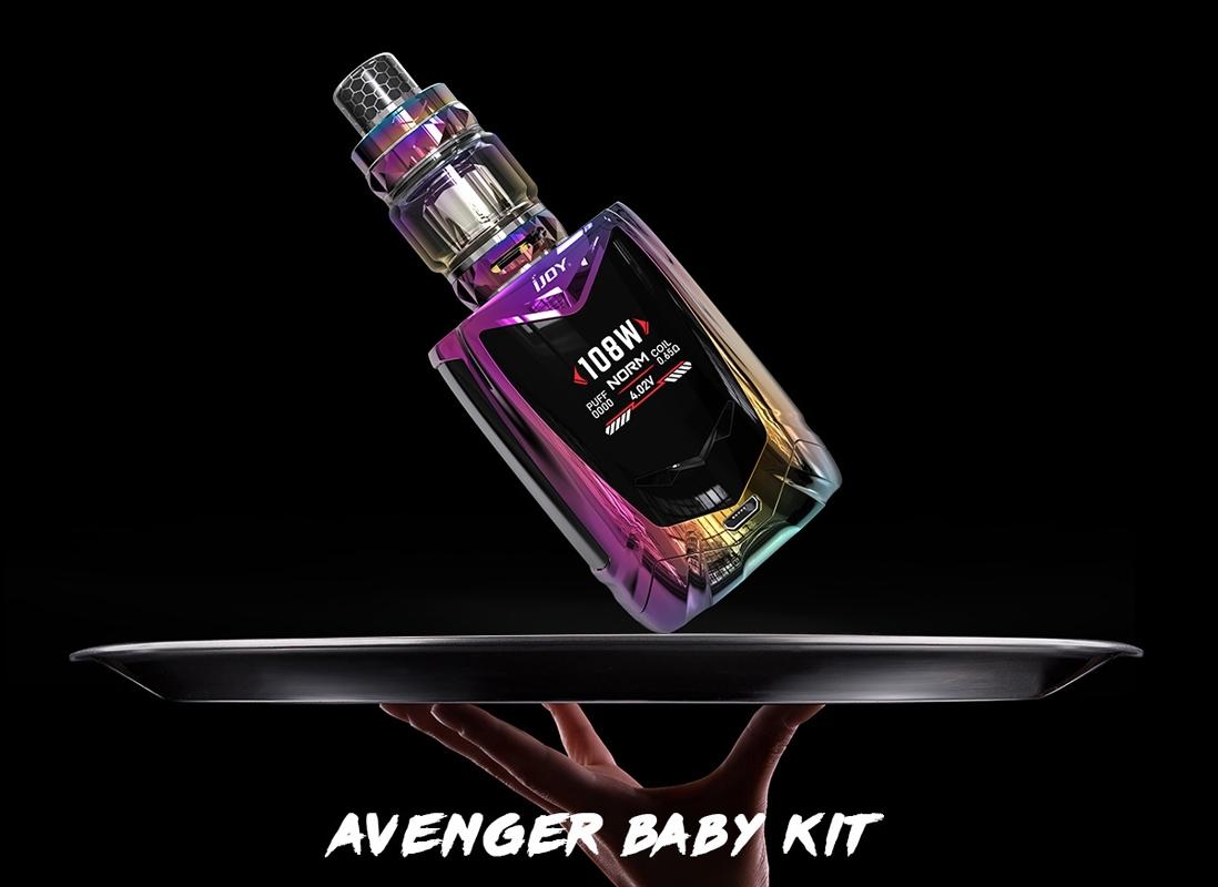 IJOY Avenger Baby Kit