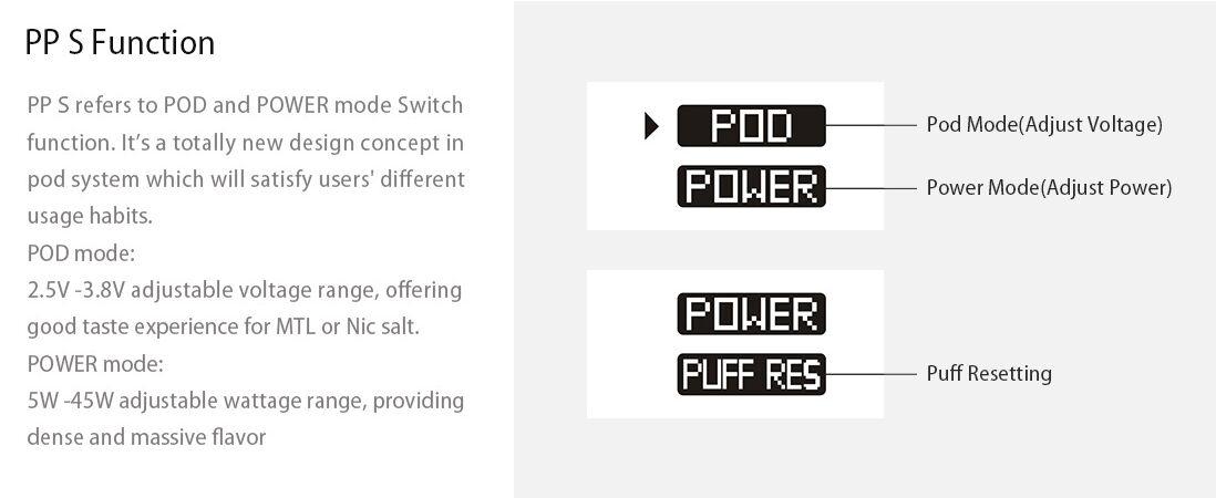 IJOY Diamond VPC Kit Features 2