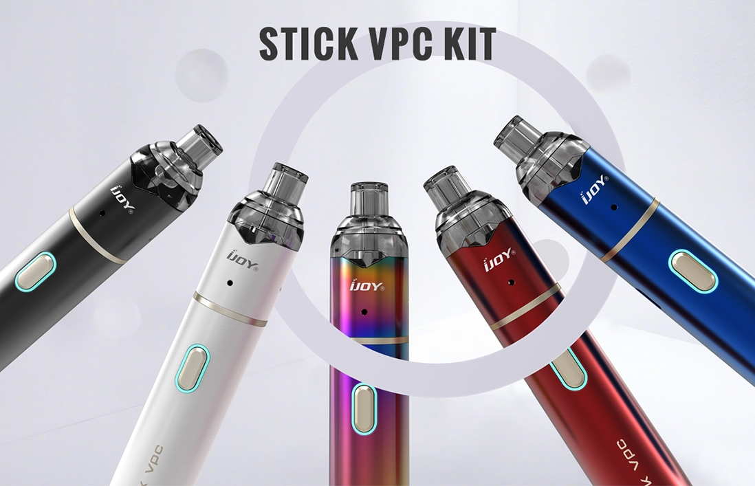 A Vape Kit for Beginner | IJOY Stick VPC Vape Pod Kit