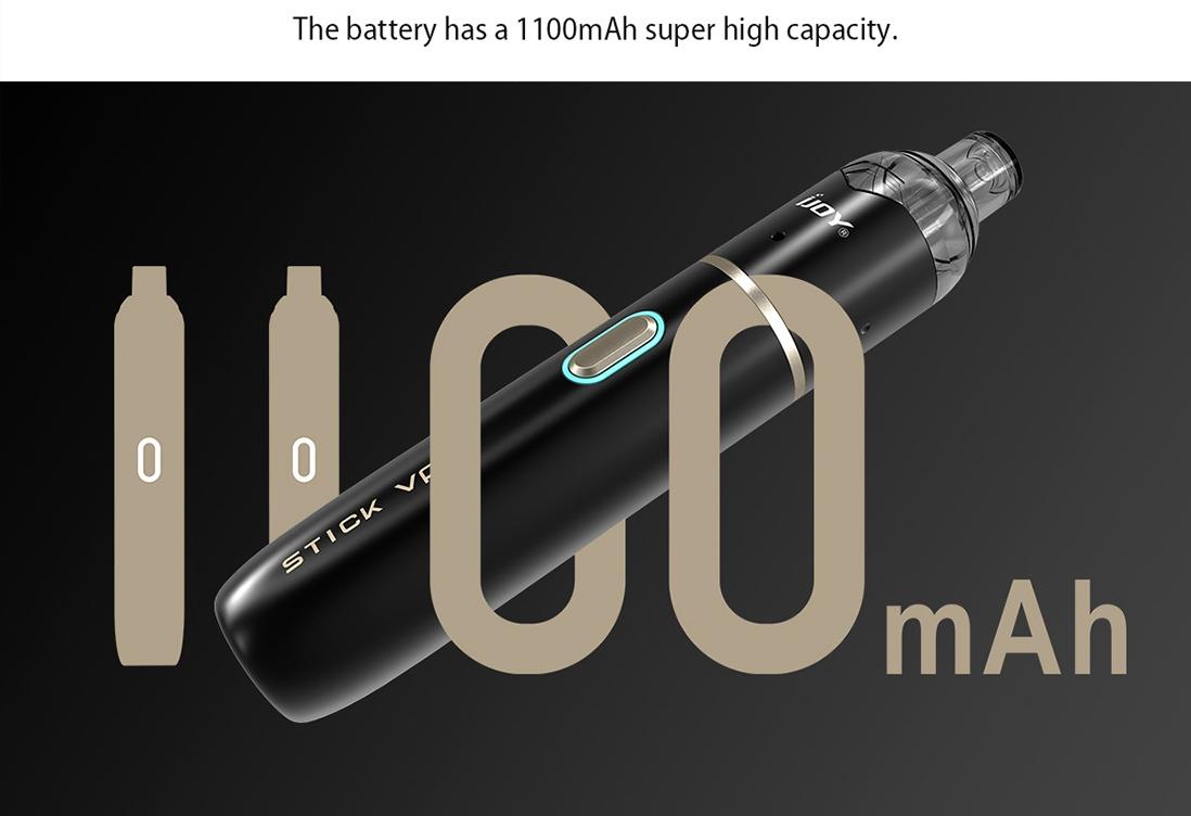 IJOY Stick VPC Kit 1100mAh Battery