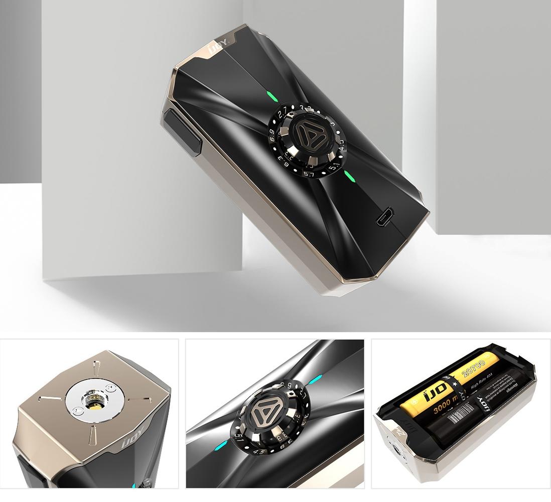 IJOY Zenith 3 Kit 2