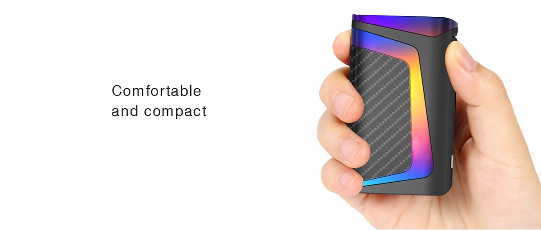 IJOY Elite Mini Kit Features Comfortable and compact size