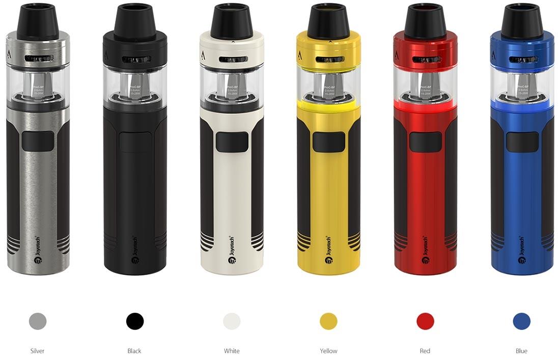 Joyetech CuAIO D22 Kit Colors