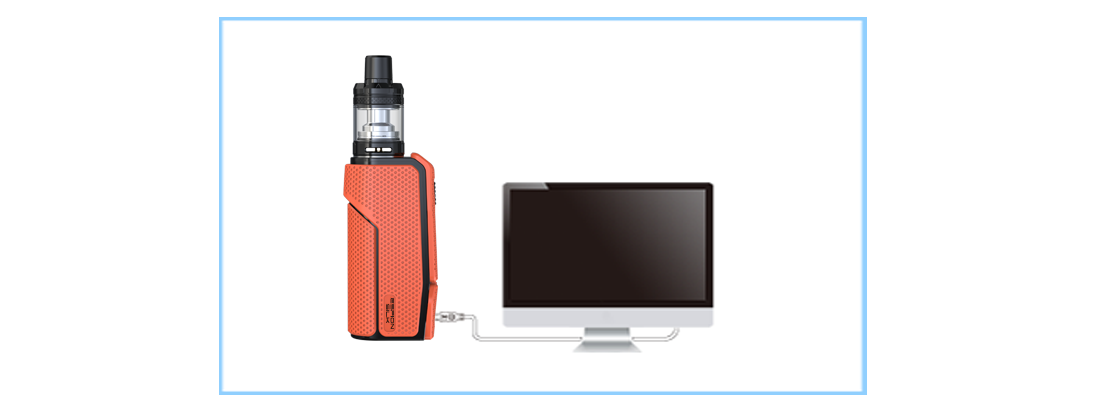 Joyetech ESPION Silk Kit charging