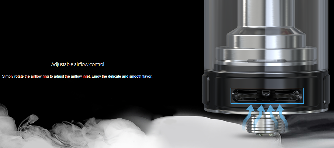Joyetech ESPION Silk Kit features 6