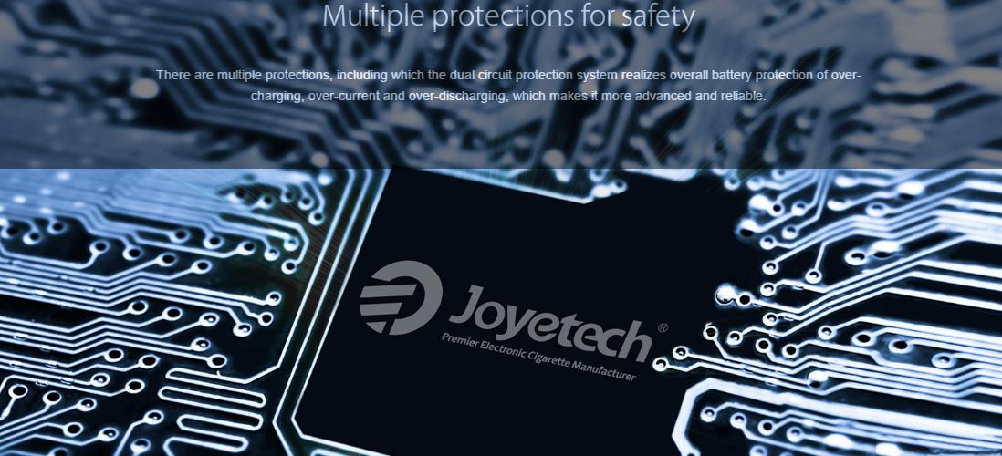 Joyetech EXCEED NC Battery 3