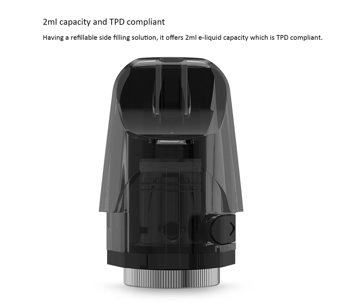 Joyetech EXCEED Edge Cartridge TPD Compliant