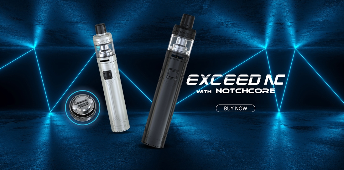 Joyetech EXCEED NC with NotchCore