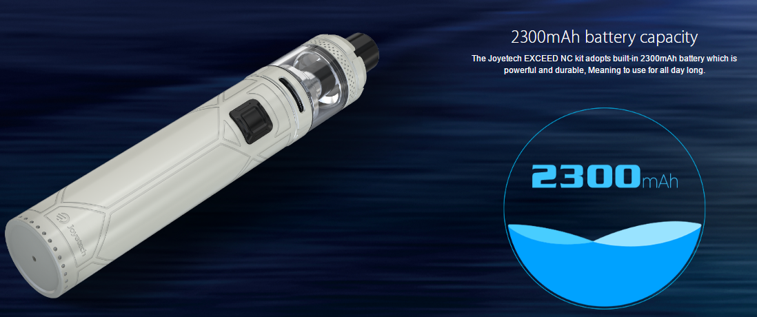 Joyetech EXCEED NC with NotchCore 1