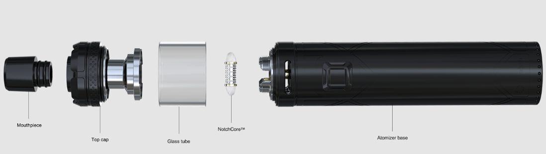 Joyetech EXCEED NC with NotchCore 5