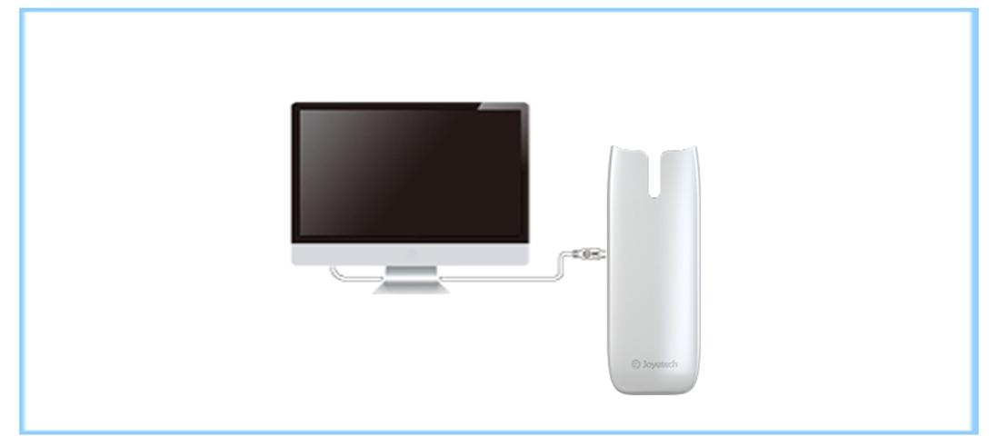 Joyetech Teros Battery - Charging