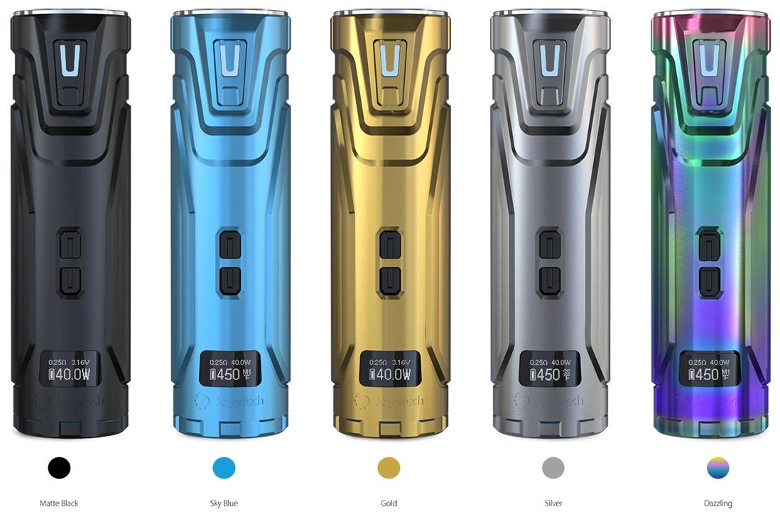 Joyetech ULTEX T80 Mod Colors