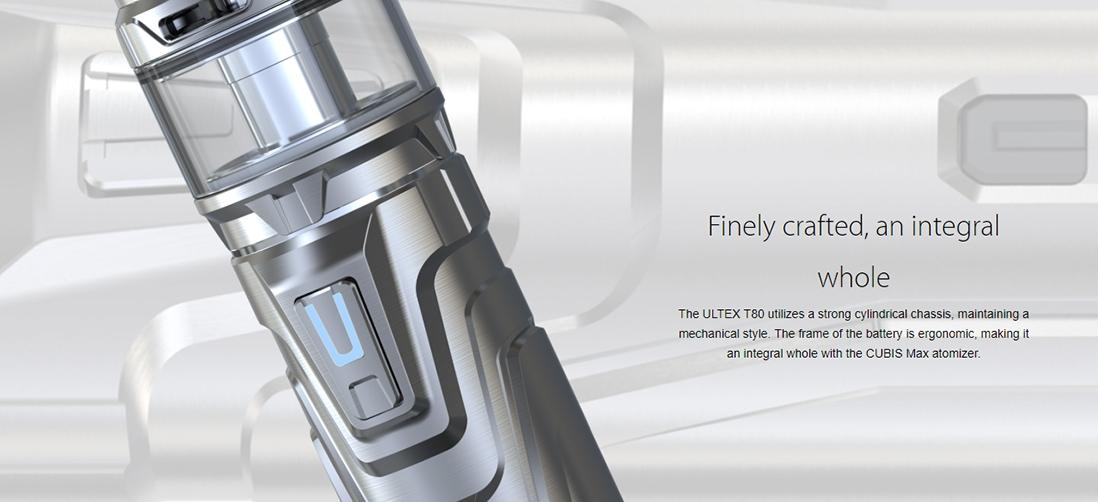 Joyetech ULTEX T80 Mod Design