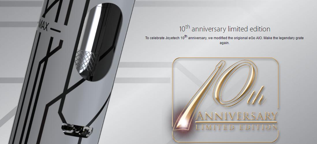 Joyetech eGo AIO Kit 10th Anniversary Edition 1