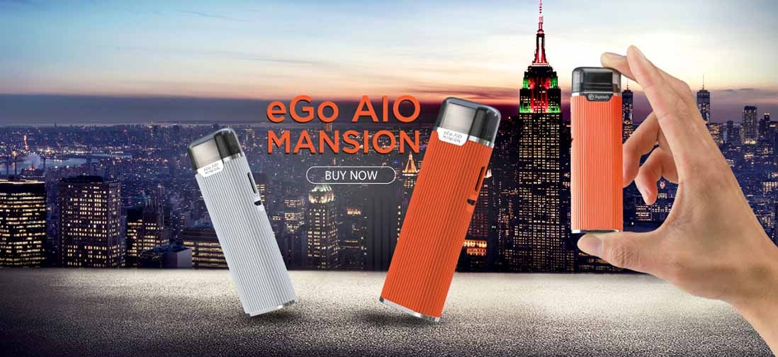Joyetech eGo AIO Mansion Kit