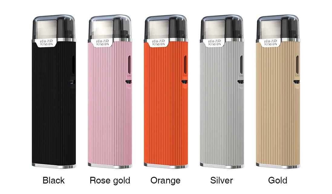 Joyetech eGo AIO Mansion Kit Colors