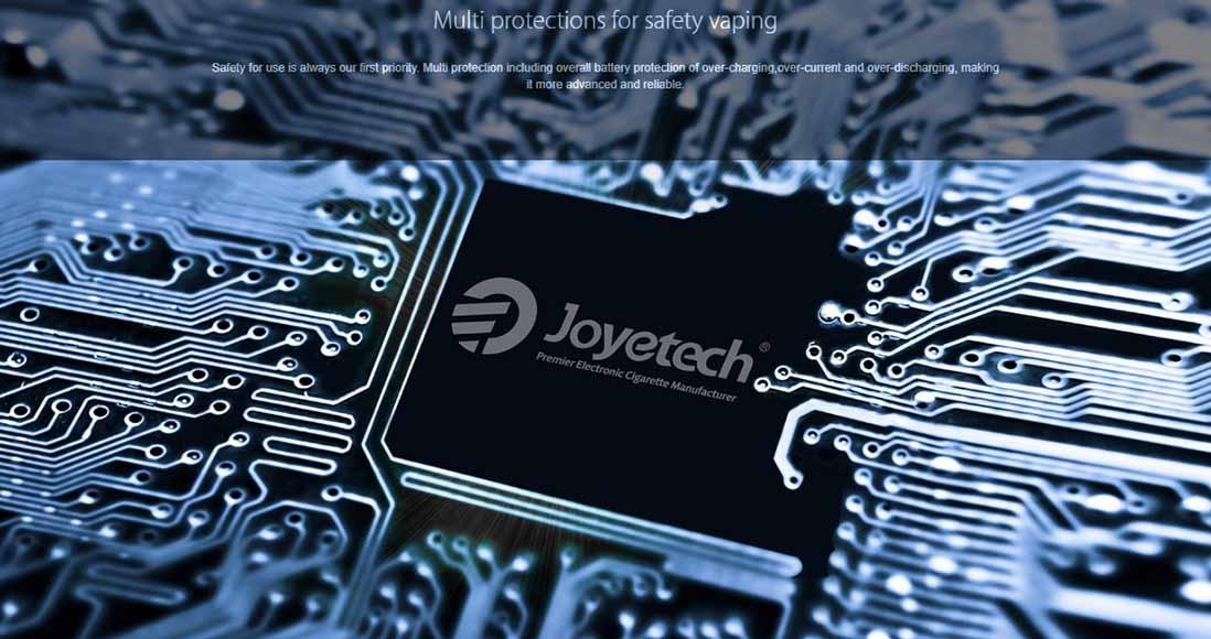 Joyetech eGo AIO Mansion Kit Protections